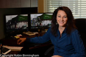 Robin Birmingham Property Manager