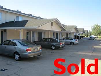 SOLD! 8 Unit Apartment Complex