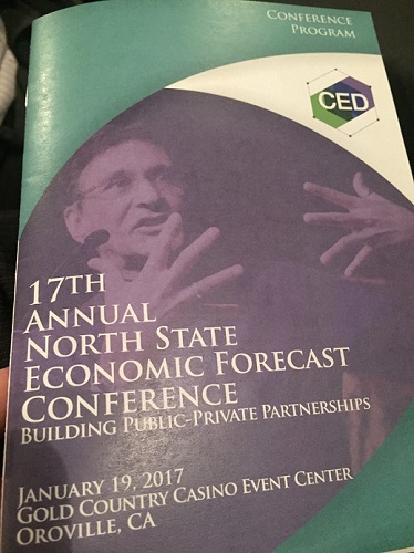 17th Annual North State Economic Forecast Conference Program