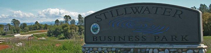 Stillwater Business Park Monument Sign